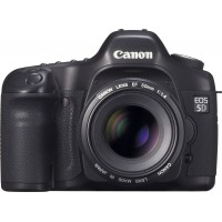 Canon's press material for the EOS 5D